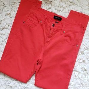 Karen Kane ankle skinny jeans size 4